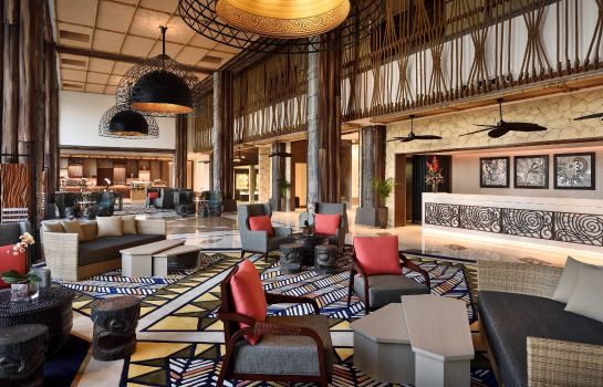 Lobby Lapita Dubai Parks and Resorts Autograph Collection