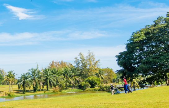 Campo da golf Cinta Sayang Resort