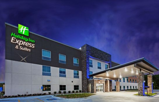 Außenansicht Holiday Inn Express & Suites COFFEYVILLE