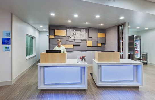 Hotelhal Holiday Inn Express & Suites COFFEYVILLE