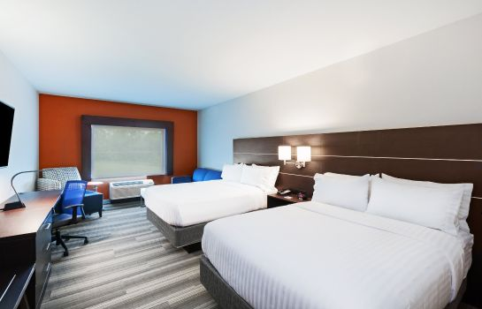 Zimmer Holiday Inn Express & Suites COFFEYVILLE