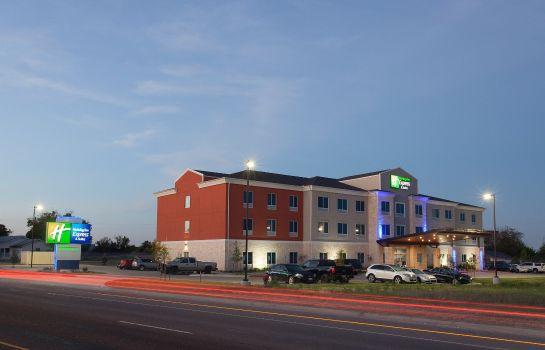 Buitenaanzicht Holiday Inn Express & Suites GATESVILLE - N. FT HOOD