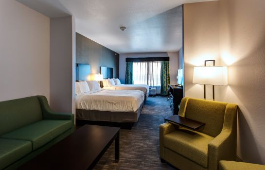 Chambre Holiday Inn Express & Suites GATESVILLE - N. FT HOOD