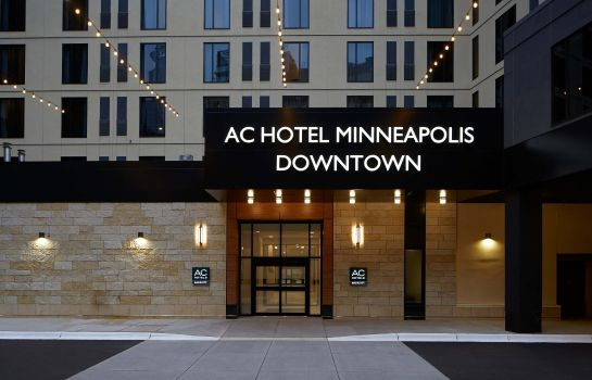 Buitenaanzicht AC Hotel Minneapolis Downtown