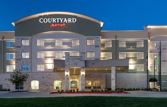 Außenansicht Courtyard Dallas Plano/Richardson