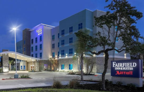 Vista esterna Fairfield Inn & Suites Rockport