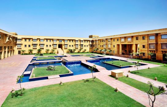 Vista exterior Jaisalmer Marriott Resort & Spa