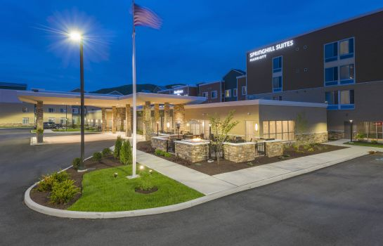 Exterior view SpringHill Suites Fishkill