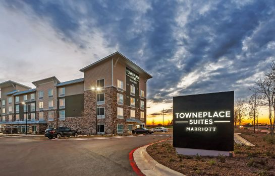 Buitenaanzicht TownePlace Suites Austin North/Tech Ridge