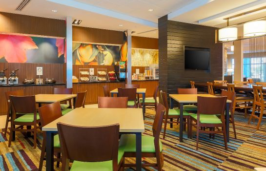 Restaurante Fairfield Inn & Suites Rockport