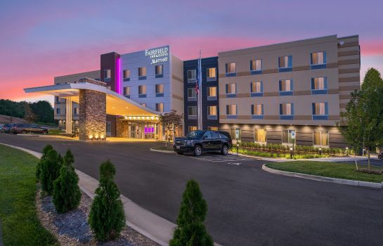 Außenansicht Fairfield Inn & Suites Richmond Ashland