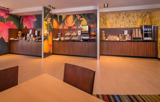 Restaurant Fairfield Inn & Suites Richmond Ashland