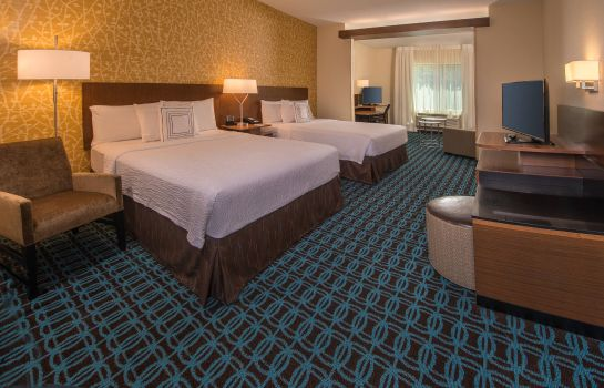 Suite Fairfield Inn & Suites Richmond Ashland