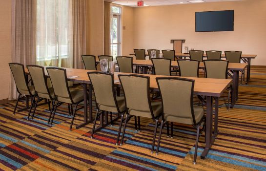 Tagungsraum Fairfield Inn & Suites Richmond Ashland