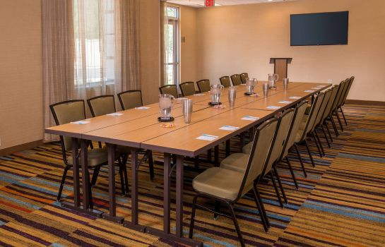Sala de reuniones Fairfield Inn & Suites Richmond Ashland