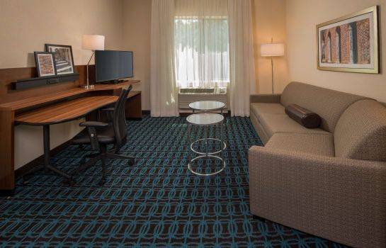 Zimmer Fairfield Inn & Suites Richmond Ashland