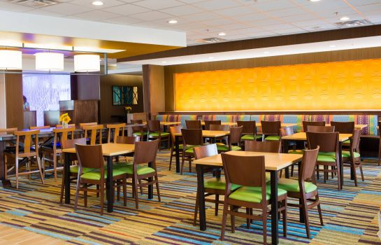Restauracja Fairfield Inn & Suites Sheridan