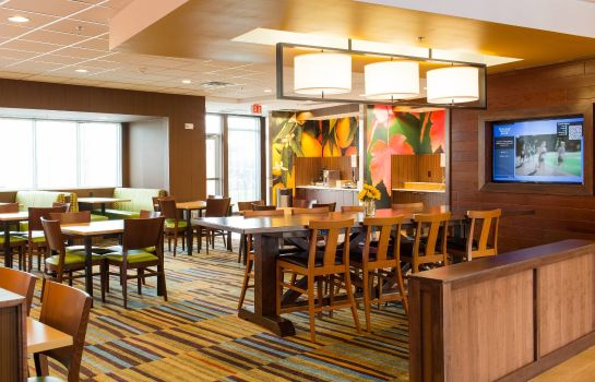Restaurant Fairfield Inn & Suites Sheridan