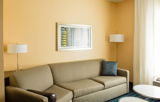 Zimmer Fairfield Inn & Suites Sheridan