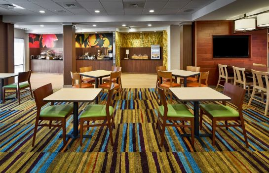 Restaurante Fairfield Inn & Suites Alexandria