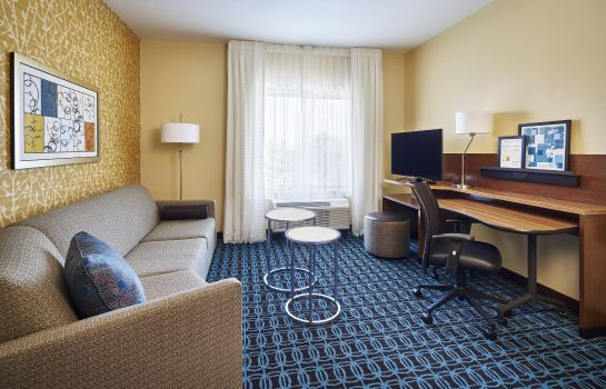 Suite Fairfield Inn & Suites Alexandria