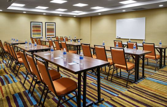 Sala congressi Fairfield Inn & Suites Alexandria