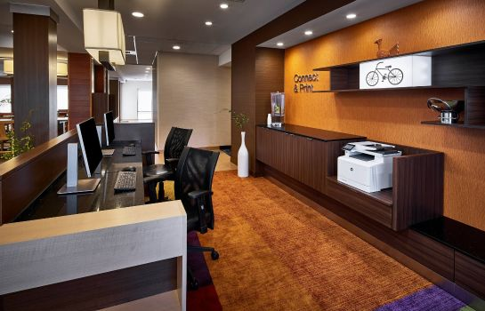 info Fairfield Inn & Suites Alexandria