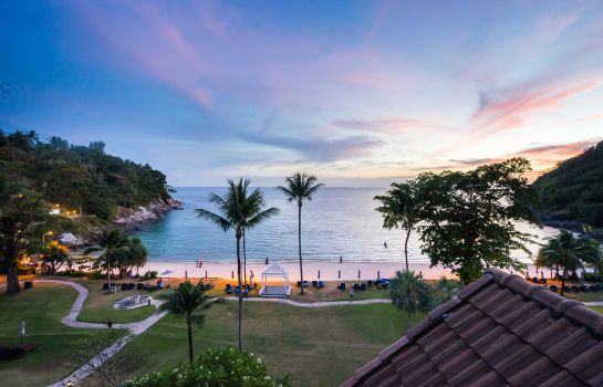 Vista exterior Phuket Marriott Resort & Spa Merlin Beach