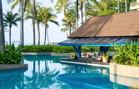 Restaurante Phuket Marriott Resort & Spa Merlin Beach