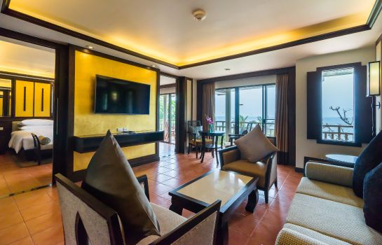 Suite Phuket Marriott Resort & Spa Merlin Beach