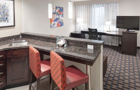 Pokój Residence Inn Dallas Plano/Richardson