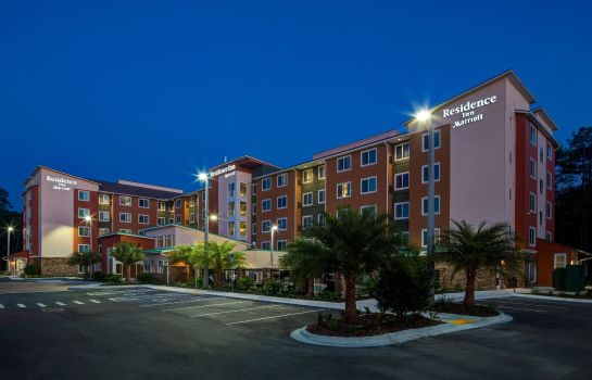 Exterior view Residence Inn Jacksonville South/Bartram Park