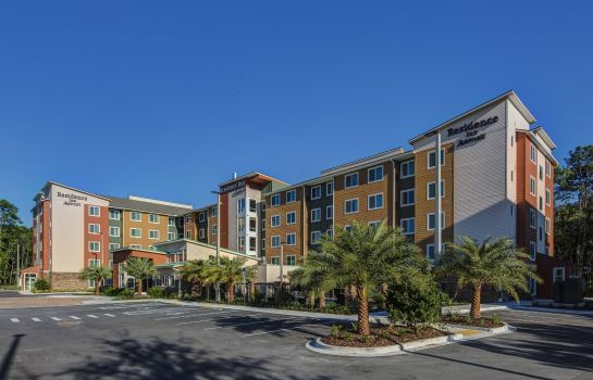 Vista esterna Residence Inn Jacksonville South/Bartram Park