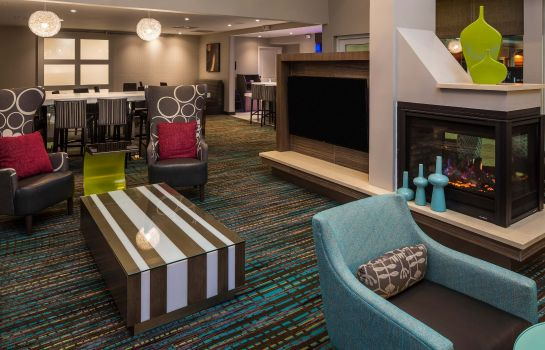 Lobby Residence Inn Jacksonville South/Bartram Park