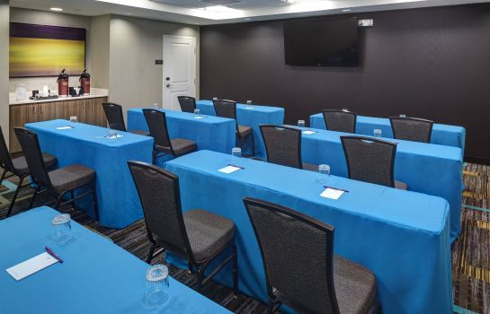 Conference room Residence Inn Jacksonville South/Bartram Park