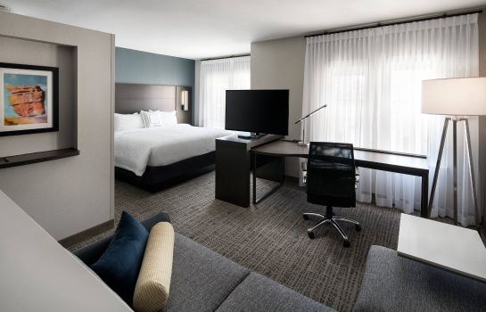 Suite Residence Inn Oklahoma City Northwest