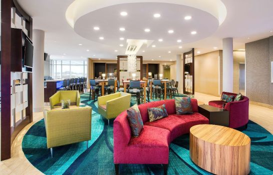 Hotelhalle SpringHill Suites Murray