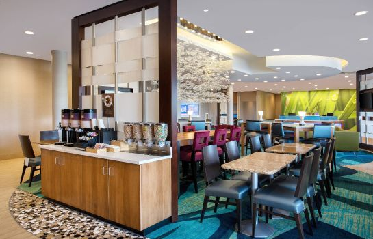 Restaurante SpringHill Suites Murray