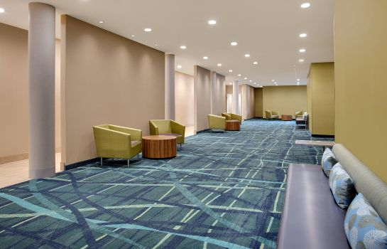 Conference room SpringHill Suites Murray