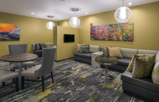 Hotel bar SpringHill Suites Fishkill
