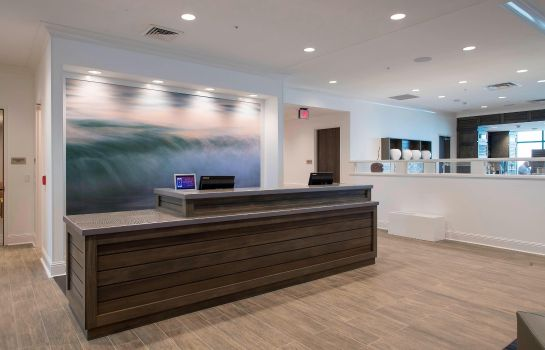 Hall SpringHill Suites Navarre Beach