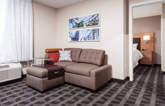 Suite TownePlace Suites Austin Parmer/Tech Ridge