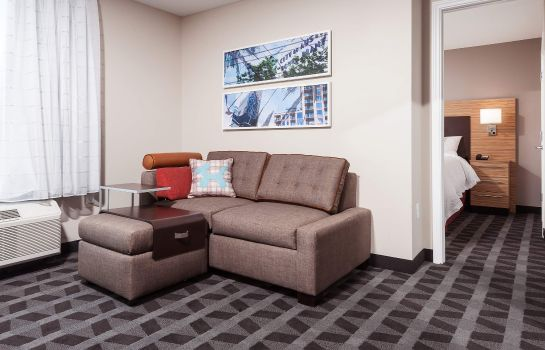 Kamers TownePlace Suites Austin North/Tech Ridge