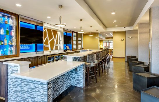 Hotelbar TownePlace Suites Big Spring