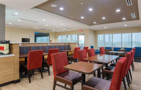 Restaurant TownePlace Suites McAllen Edinburg