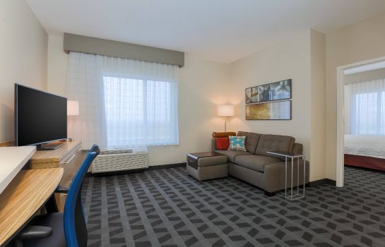 Suite TownePlace Suites McAllen Edinburg