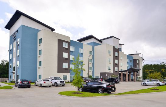 Vista exterior TownePlace Suites Laplace