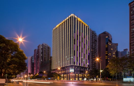 Picture YueHai lGuangdong Hotel