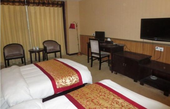 Tweepersoonskamer (standaard) Chongqing Binan Business Hotel Mainland Chinese Citizens Only