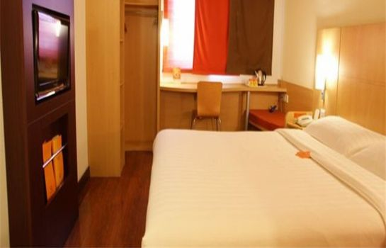 Double room (superior) Hanting Hotel East Zhongshan Road